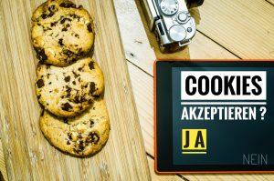 """DSGVO-konforme """"Cookiebanner"""""""